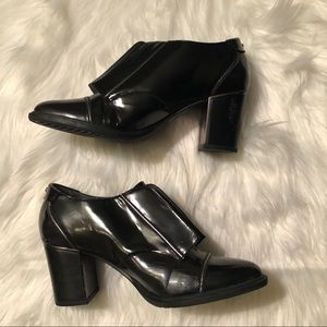 AEROSOLES Shoes - Aerosoles Black Oxford Heels